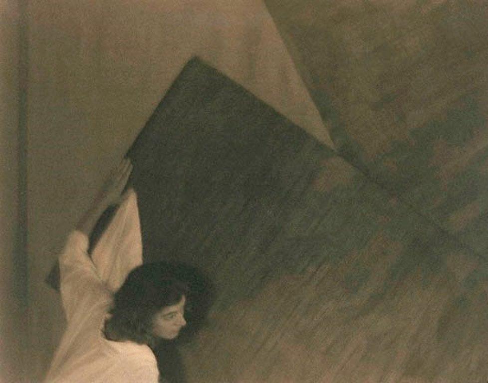Edward Weston. Betty Brandner 1920. Via historicalzg