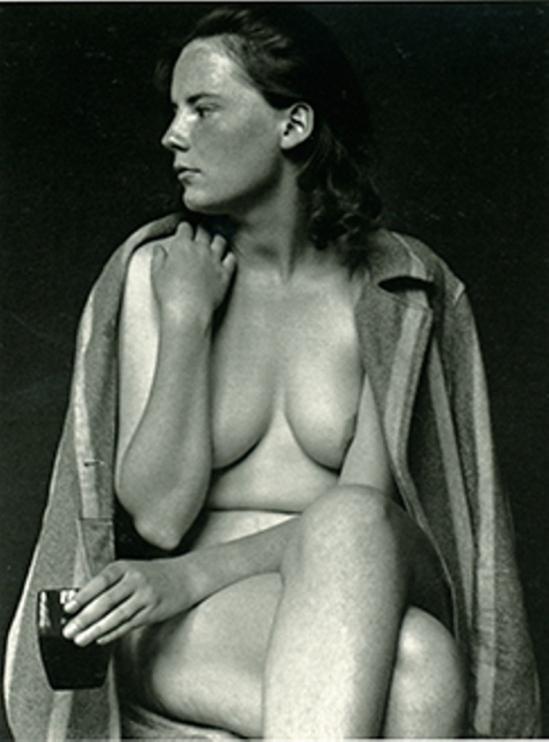 Edward Weston, Charis Wilson, 1934 Via berkshireview