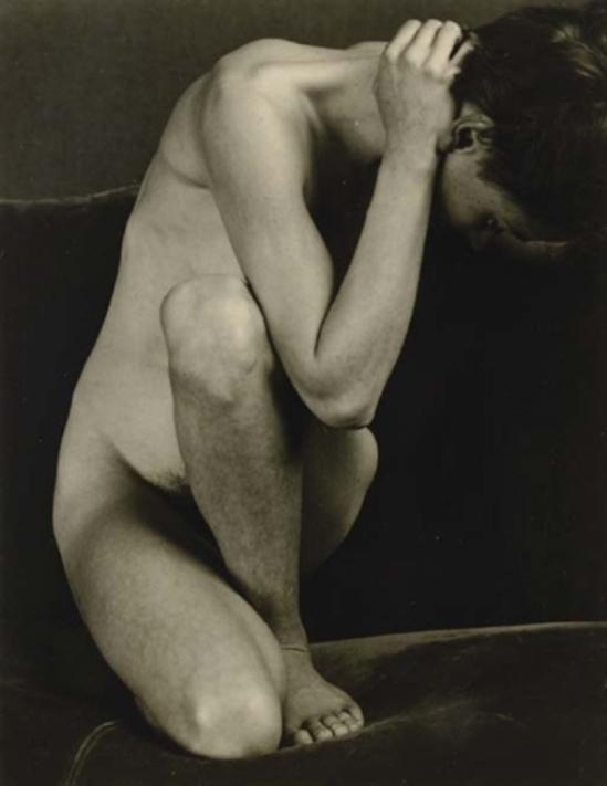 Edward Weston. Sonya 1933. Via mutualart