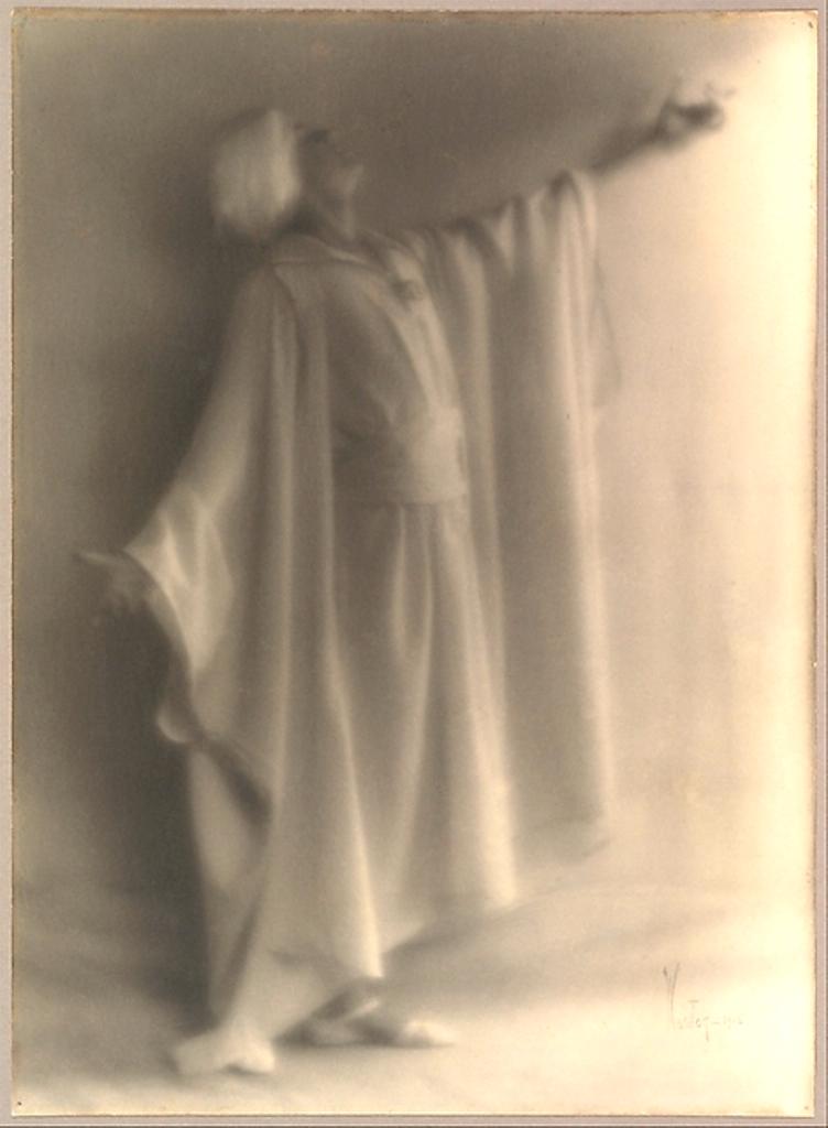 Edward Weston. Ted Shawn 1915. Via metmseum