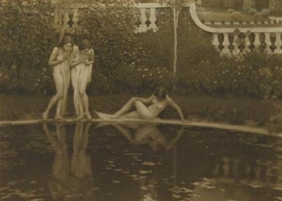 Edward Weston.The Marion Morgan Dancers 1921. Mutualart