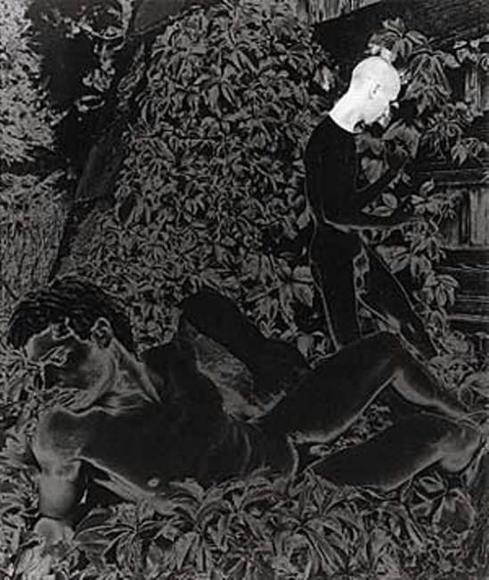Eikō Hosoe. Butoh dance before sunrise 1992 Via photography.ca