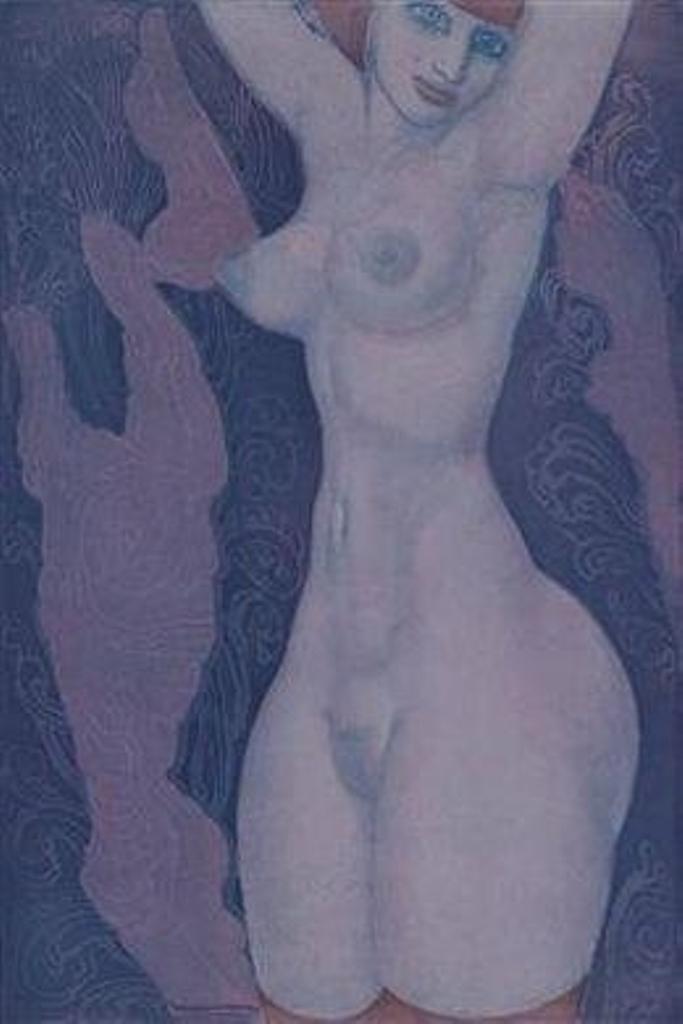 Ernst Fuchs. Sphinx doll