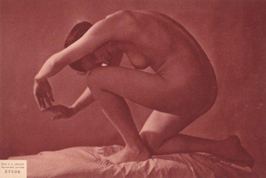 G.L. Arlaud. Nu artistique entre 1900 et 1939 Via ebay