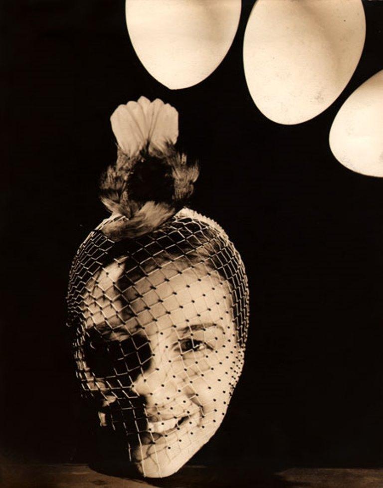 George Platt Lynes. Ruth Ford with Hummingbird 1939 Via keithdelellisgallery