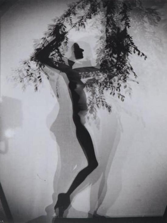 HENRI DE CHATILLON. Sous le feuillage 1960 Via drouot