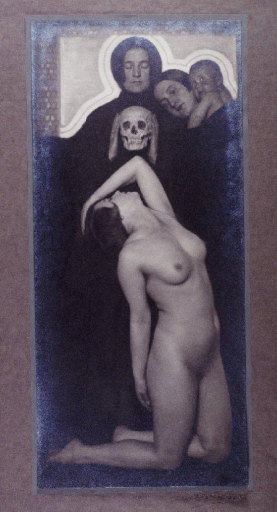 Koppitz, Rudolf. Das leben 1925 Via nationalmediamuseum