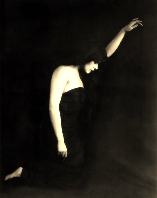 Theda Bara in Sin 1915 Via doctormacro