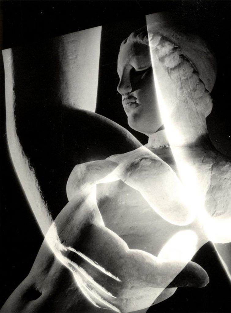 André Steiner. Photomontage surréaliste 1935 Via liveauctioneers