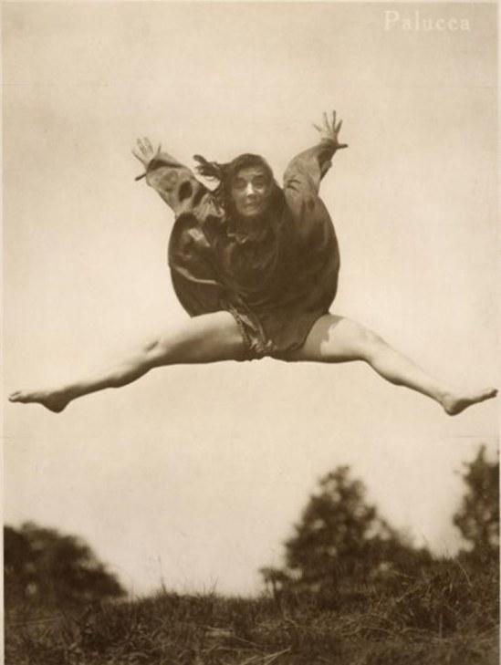Charlotte Rudolph .Palucca 1922-1923 Via RMN