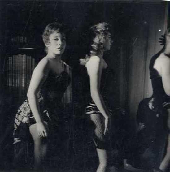 Daniel Frasnay. Paris la nuit 1956 Via galerie verdeau