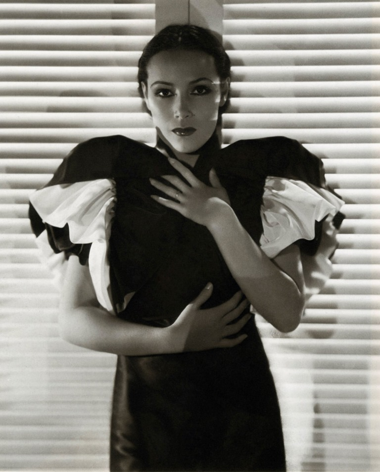 Ernest A. Bachrach. Dolores del Rio in Bird of Paradise directed by King Vido  1932 Via theredlist