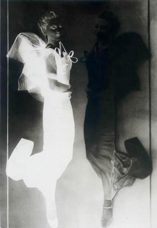 Erwin Blumenfeld. Black and white Via bertc.com