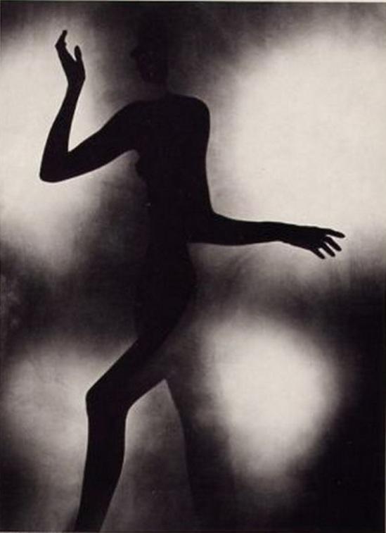 Erwin Blumenfeld. Nu New York 1955  Via cultandart