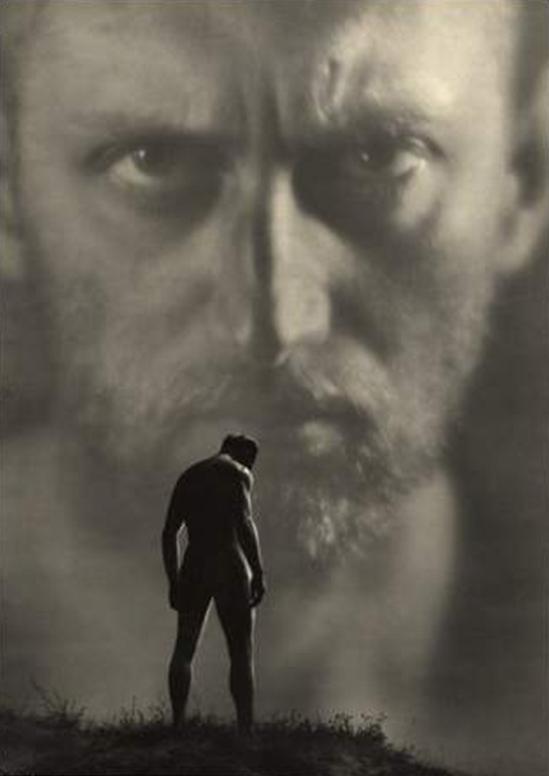 Francisco Aszmann. Caïen et Abel Via fotoklikk