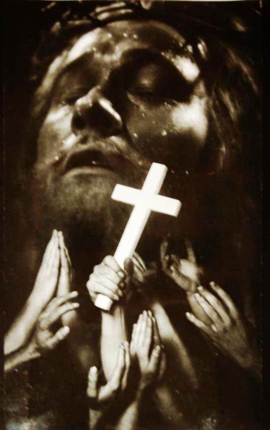 Francisco Aszmann. De profundis 1941 Via fotoklikk