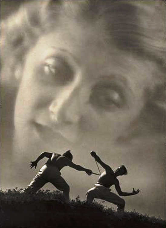 Francisco Aszmann. Duel 1934 Via colecaopirelli