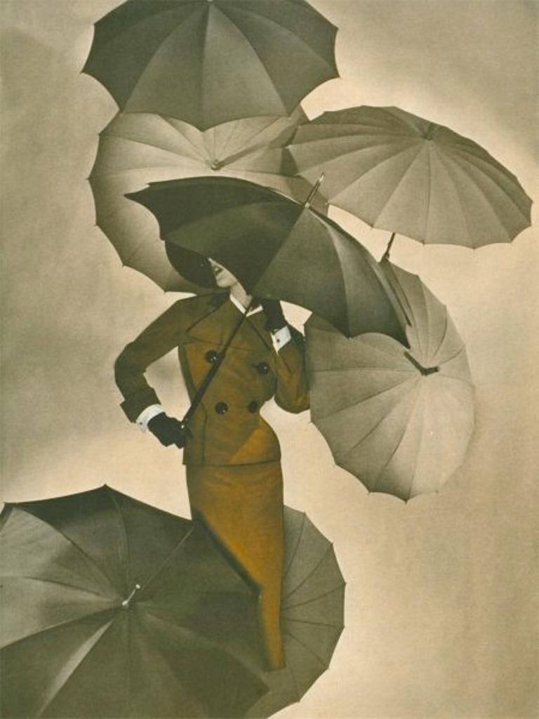 George Hoyningen-Huene 1950 Via marvelousdays