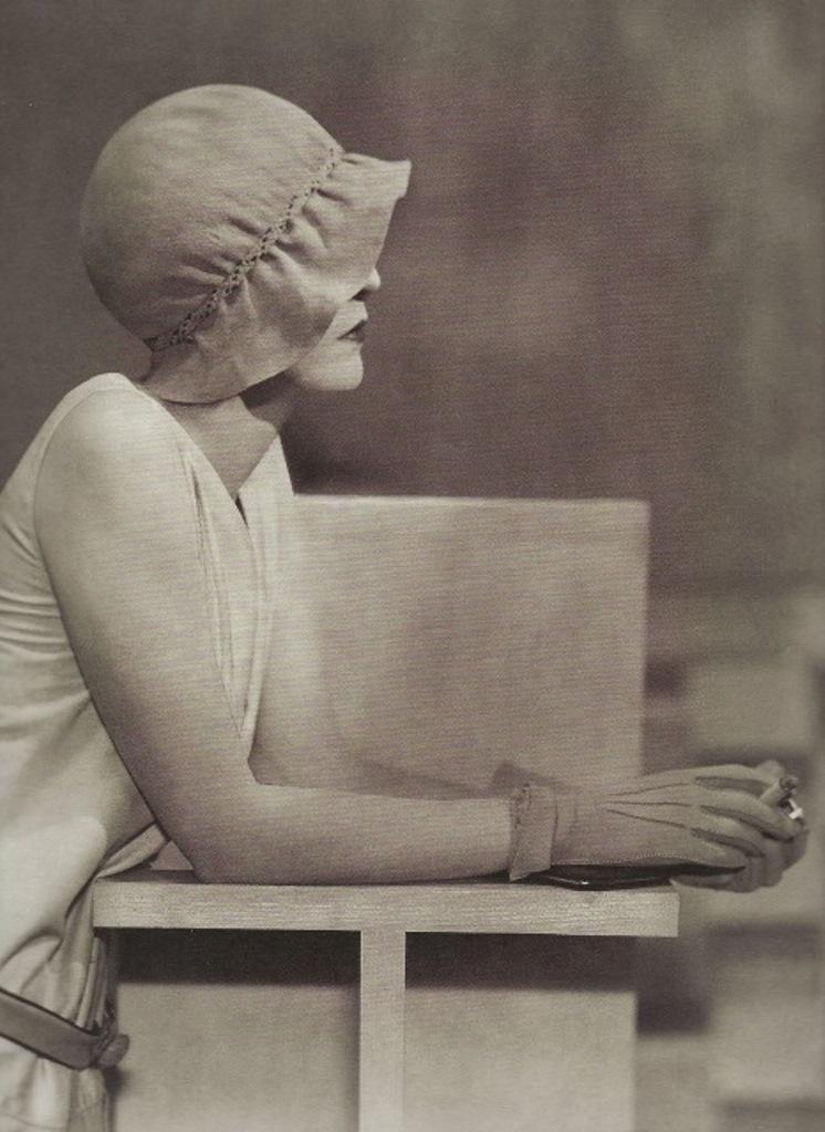 George Hoyningen-Huene pour Vogue 1929. Via fantomasencavale