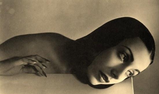 Georges Hoyningen Huene. Tamara Toumanova 1940. Via photobucket