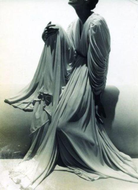 Georges Hoyningen-Huene. Pour Harper's Bazar 1936