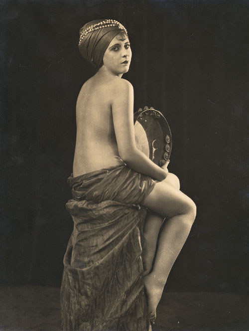 Ira D. Schwarz. The actress Nita Naldi early 1920 Via liveauctioners