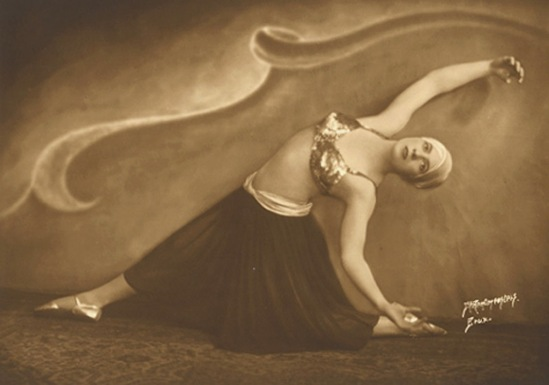 Joseph Rentmeesters. Dancer 1920 Via iphotocentral