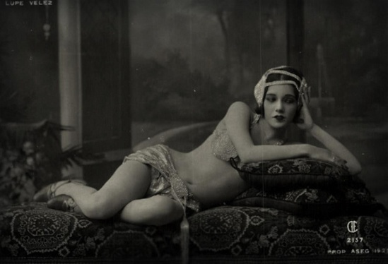 Lupe Velez Via flickr