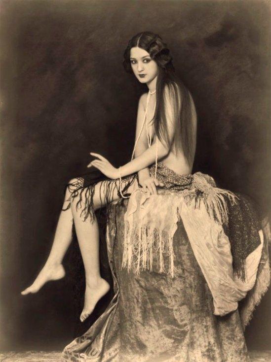 RetroAtelier. Ziegfeld tribute 1930s