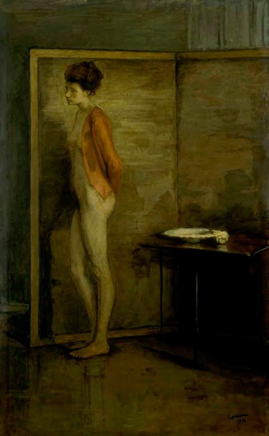 Romaine Brooks. La jaquette 1916