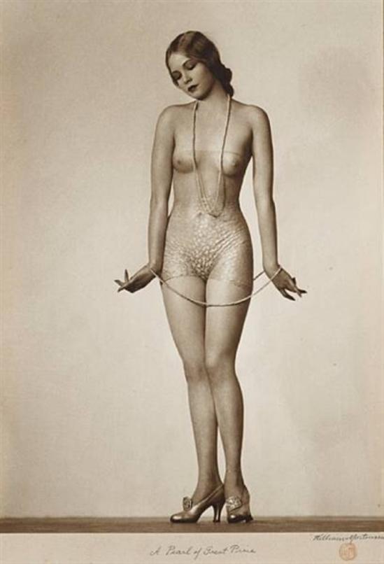 William Mortensen. A pearl of great price 1930 Via mutualart