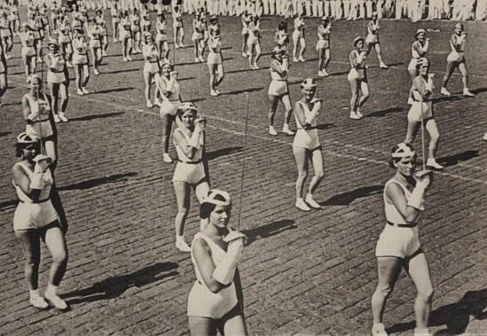 Alexander Rodchenko. Fencers 1936 Via invaluable