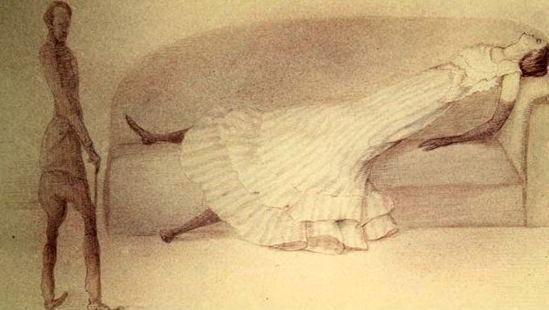 Alfred Kubin 1900