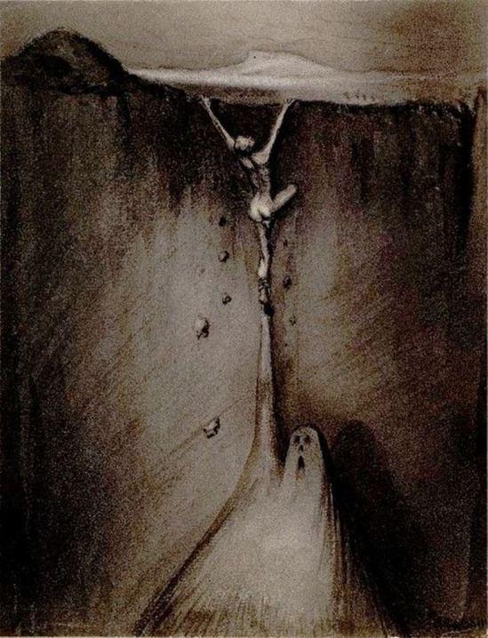 Alfred Kubin. Angst 1903