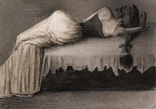 Alfred Kubin. Le Fantôme du bal