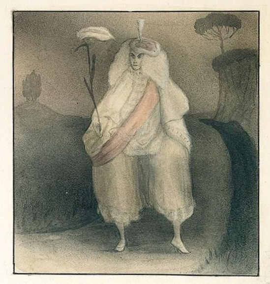 Alfred Kubin. The prince
