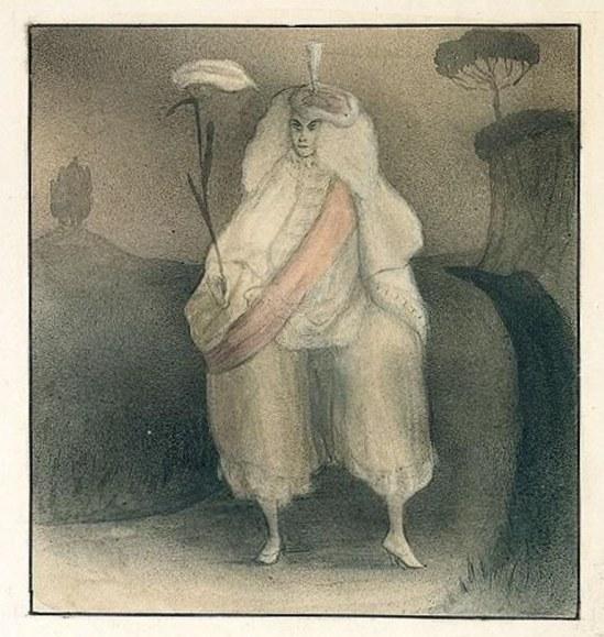 Alfred Kubin. The prince
