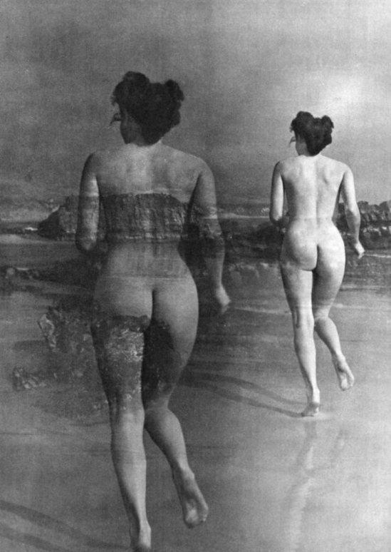 André de Dienes. Nu 1949 Via liveauctioneers
