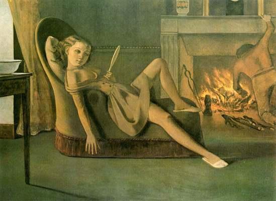 Balthus Les beaux jours 1944-1946
