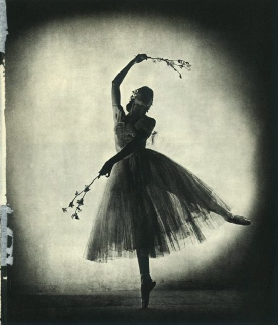 Baron (Sterling Henry Nahum). Alicia Markova as Giselle 1948