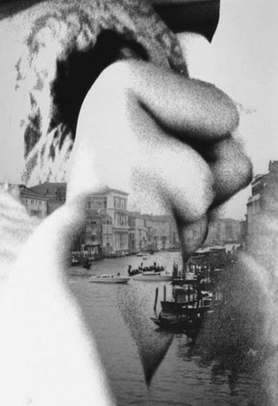 Colette Standish. Venice sleeping Via site