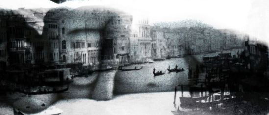 Colette Standish. From Venice sleeping Via cocofineart.jalbum.net