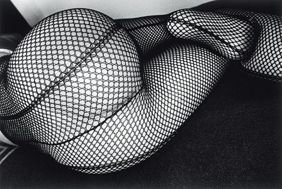 Daido Moriyama. Tights 1987 Via photographynow
