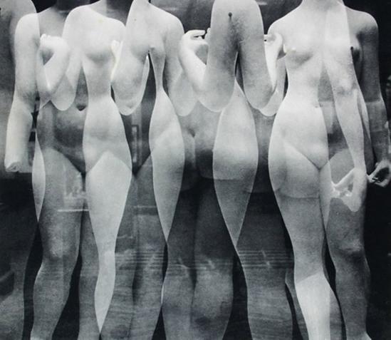 Erwin Blumenfeld. L'atelier de sculptures d'Aristide Maillol 1937 Via maisonarts