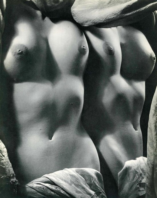 Erwin Blumenfeld. Nude 1939 Via invaluable