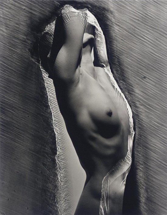 Erwin Blumenfeld. Nude 1947 Via invaluable