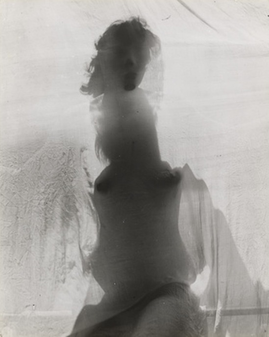 Erwin Blumenfeld. Untitled. c. 1940 Via moma