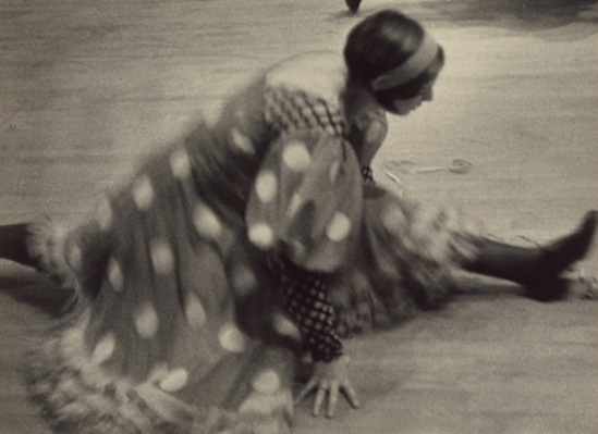 Ilse Bing. French Cancan, Moulin Rouge, Paris 1931 Via moma