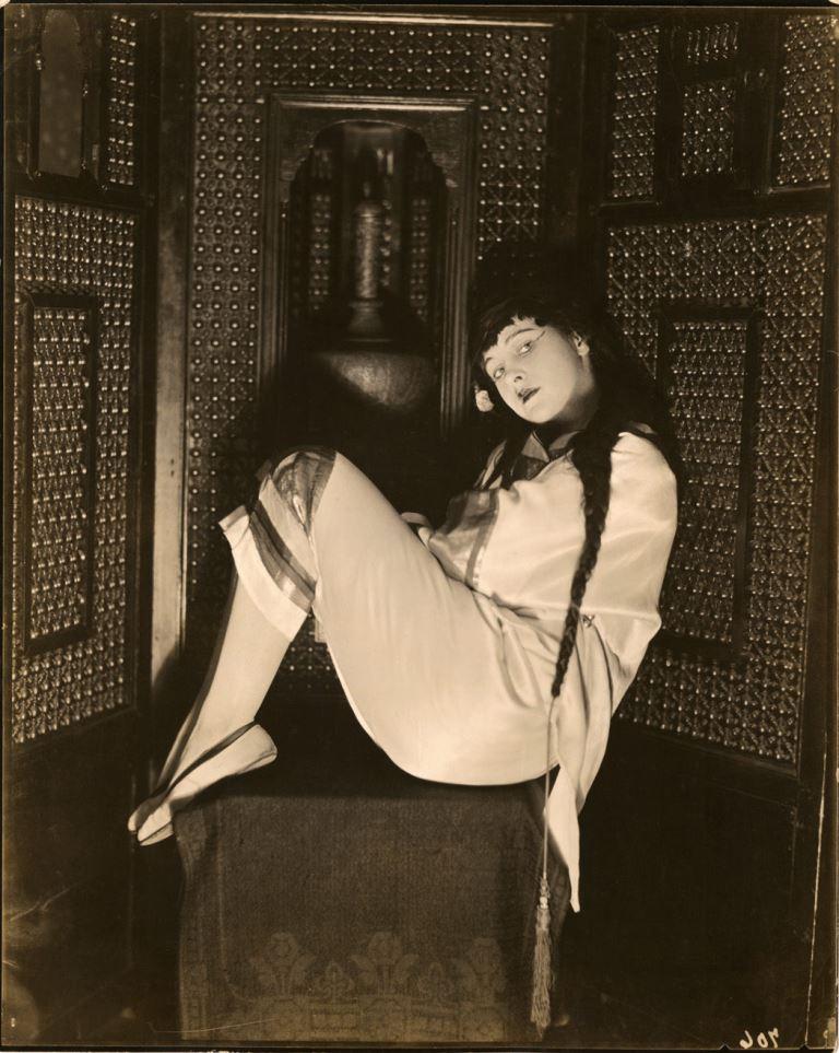 James Abbe 1920s Via ebay