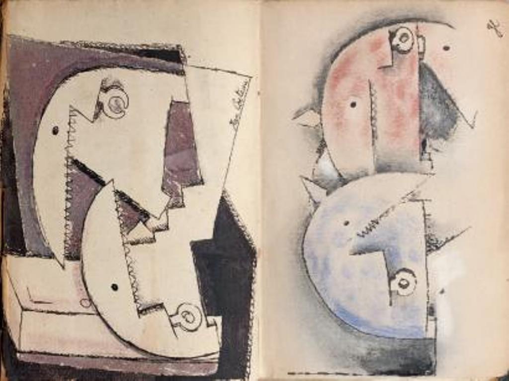 Jean Cocteau. Le Potomak 1913-1914 Via drouot